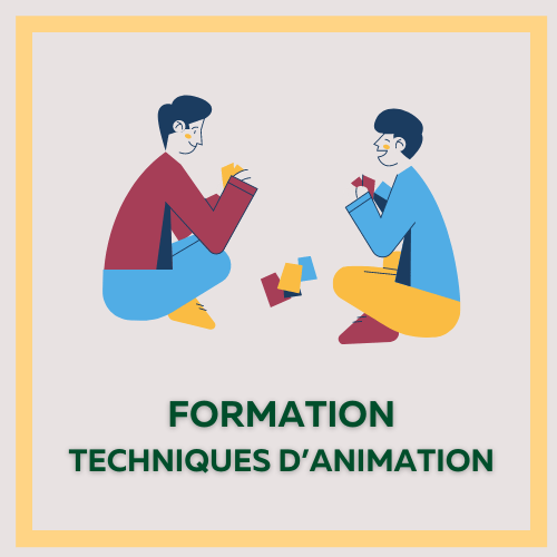 Formation Techniques d'animation