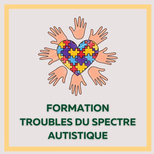 Formation Troubles du spectre autistique