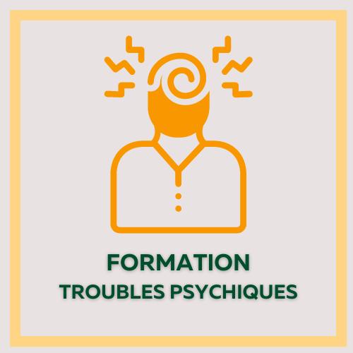 Formation Troubles psychiques